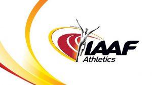 IAAF Logo - IAAF Athleten Komission Thomas Röhler Athleten Vertreter Athletes commission