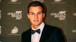 Athletics Award 2017 Thomas Röhler