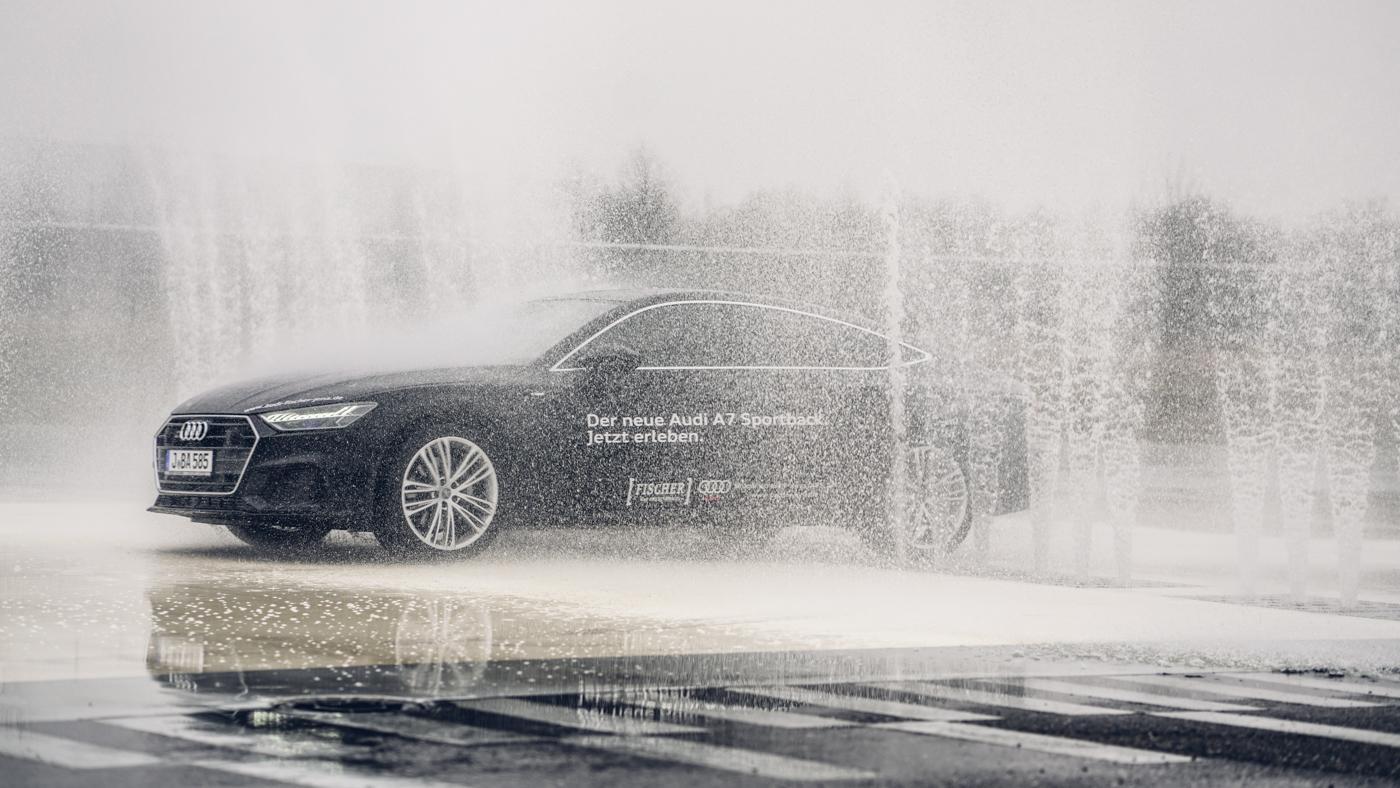Audi A7 2018 Test Autohaus Fischer Jena