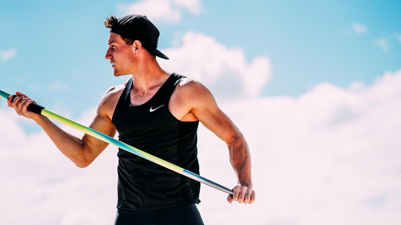 Thomas Röhler Speerwerfer 100m