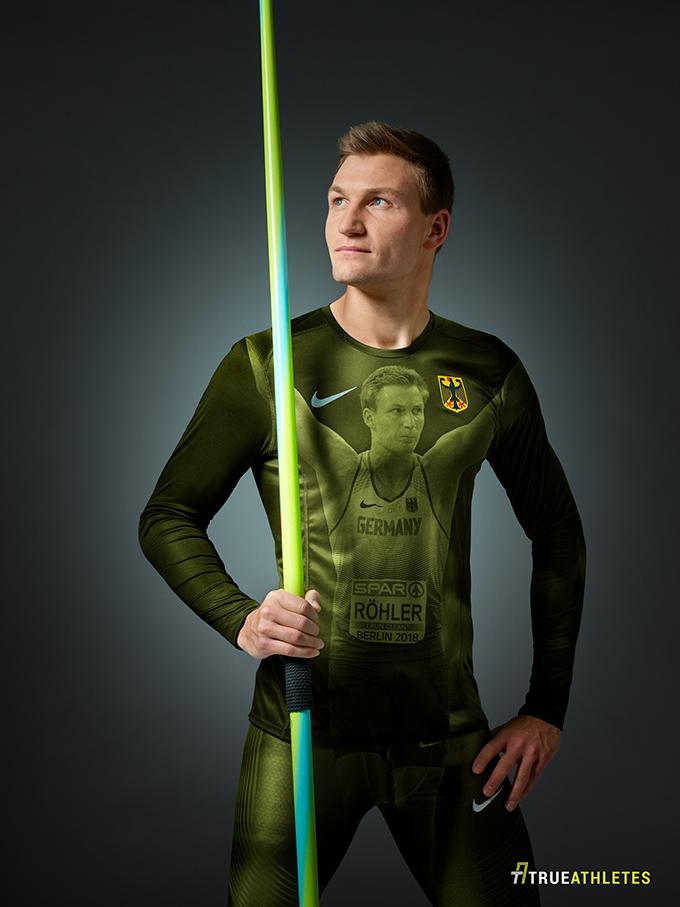 Thomas Röhler 2018 Europameister TrueAThletes
