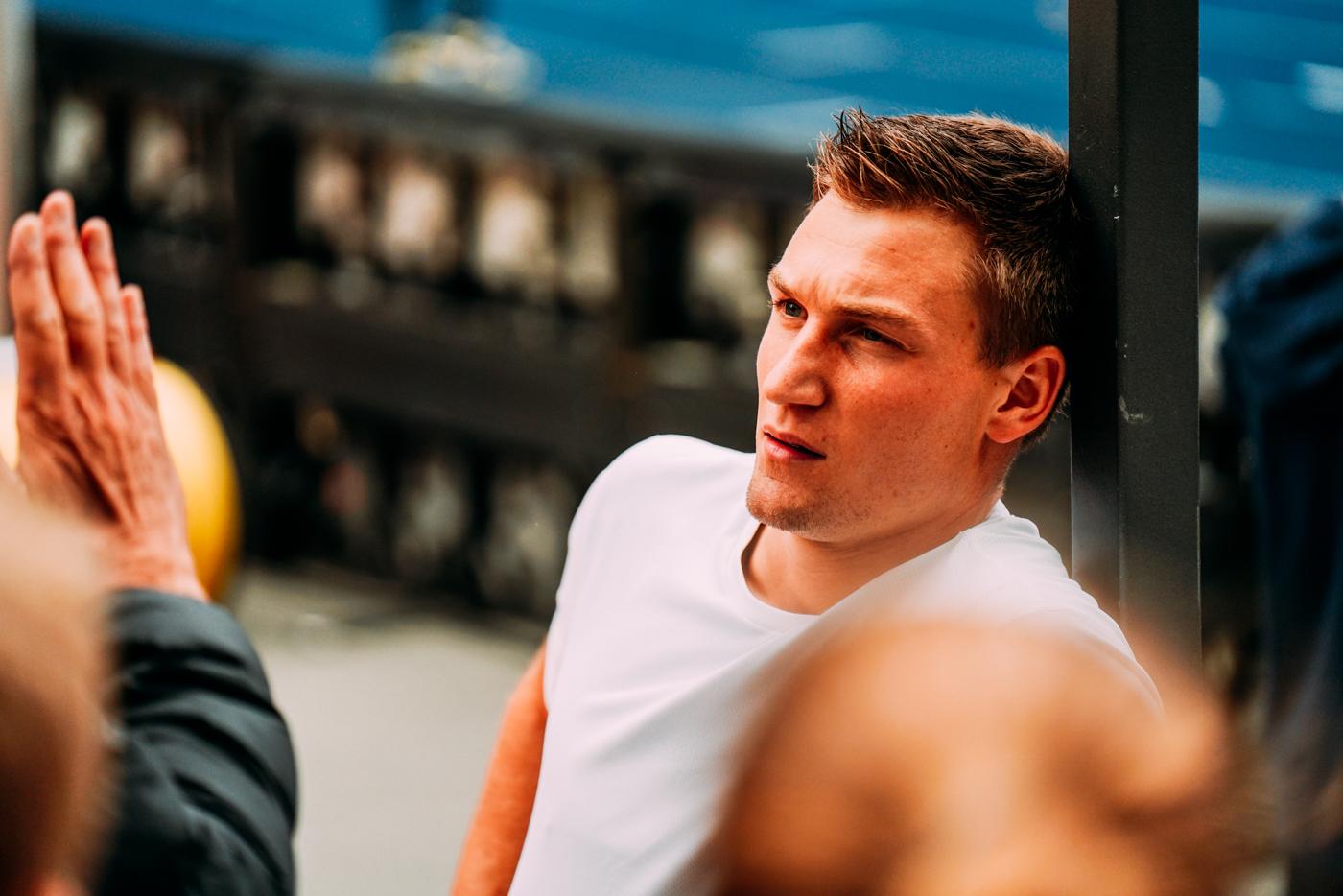 Thomas Röhler Speerwerfer 2018 konzentriert sich