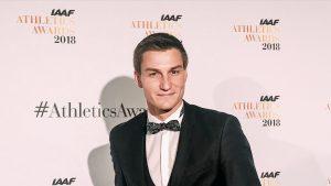 Thomas Röhler IAAF Gala 2018
